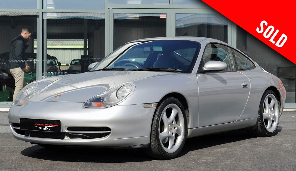 2000 Porsche 996 Carrera 2 manual coupe sold by Williams Crawford