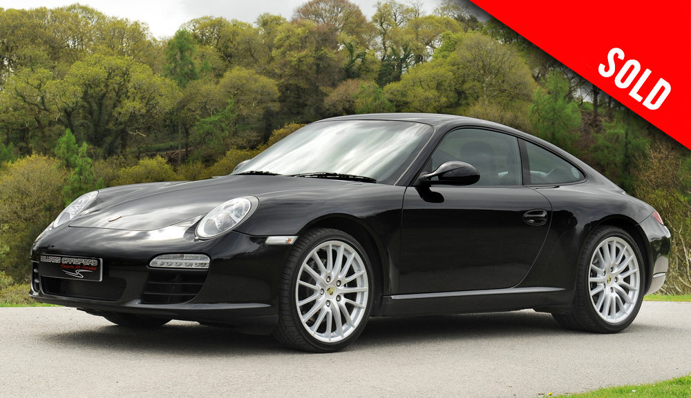 2011 model year Porsche 997 Gen II Carrera 2 PDK coupe sold by Williams Crawford