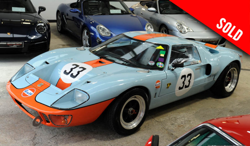 Ford GT40 Recreation by MDA 2005