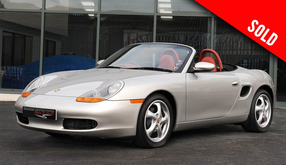 1997 Porsche Boxster 986 Tiptronic S sold by Williams Crawford