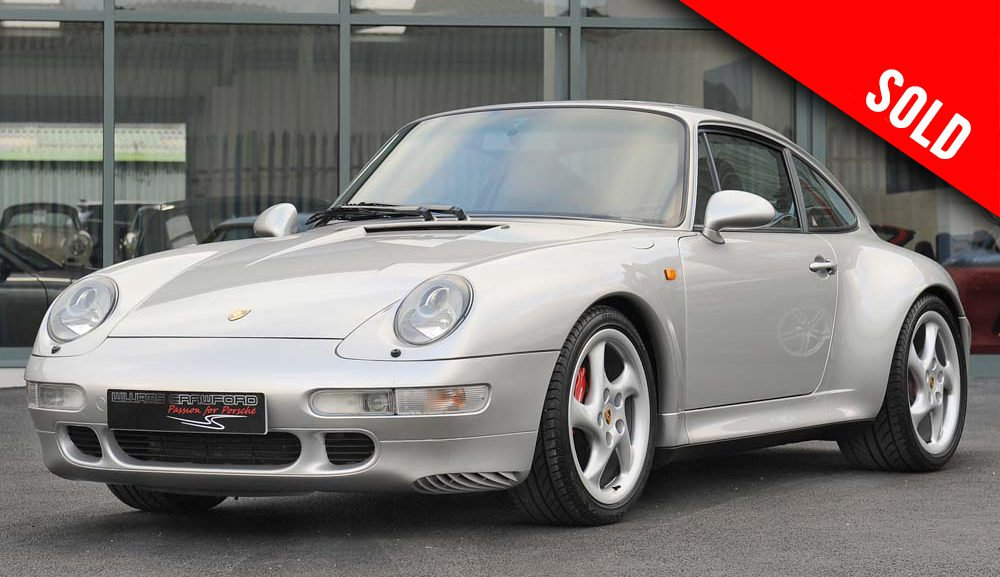 1998 Porsche 993 Carrera 4 S manual coupe sold by Williams Crawford