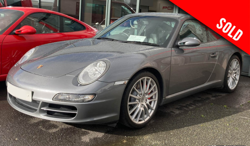 2005 model year Porsche 997 Carrera 2 S manual coupe sold by Williams Crawford