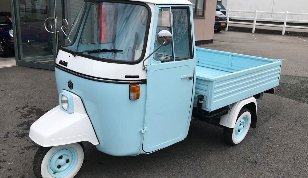 1996 Piaggio Ape for sale