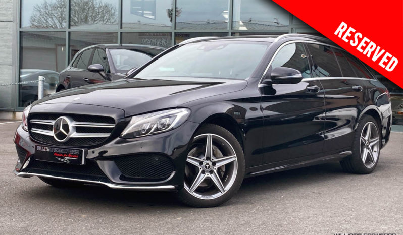 RESERVED – Mercedes Benz C220d AMG Line Premium Plus GTronic+ 4MATIC estate 2018