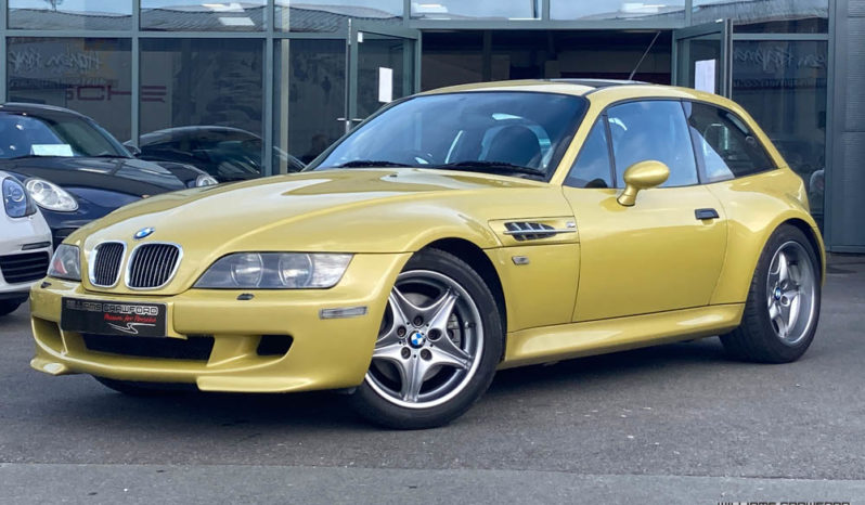 BMW Z3M Coupe (S54) 2001