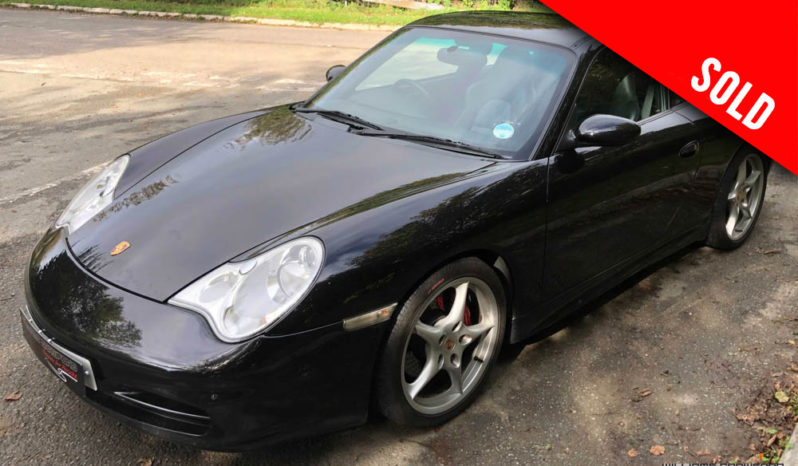2002 Porsche 996 Carrera 4 manual coupe sold by Williams Crawford