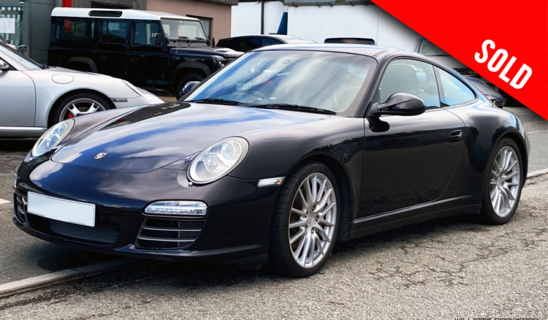 2009 Porsche 997 (Gen II) Carrera 4 S PDK coupe sold by Williams Crawford
