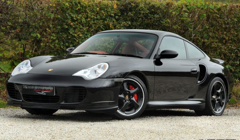 Collector Quality Porsche 996 Turbo manual coupe 2005 model year
