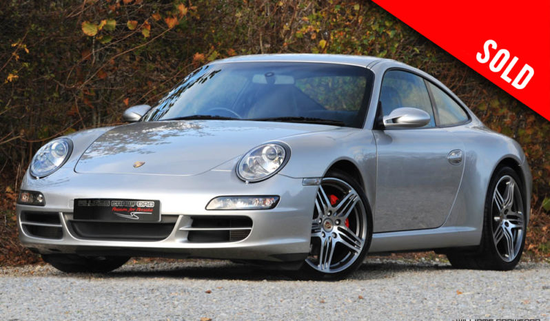 2007 model year Porsche 997 Carrera 2 S manual coupe sold by Williams Crawford