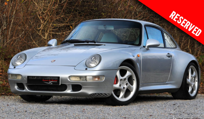 RESERVED – Porsche 993 Carrera 4 S manual coupe 1996