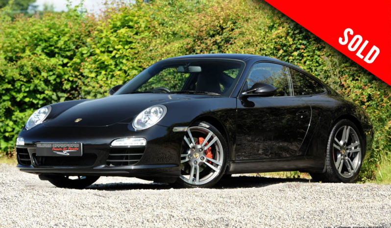 2012 model year Porsche 997 (Gen II) Carrera 2 S PDK coupe sold by Williams Crawford