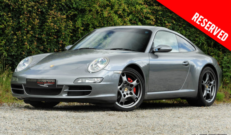 RESERVED – Porsche 997 Carrera 2 S Tiptronic S coupe 2005