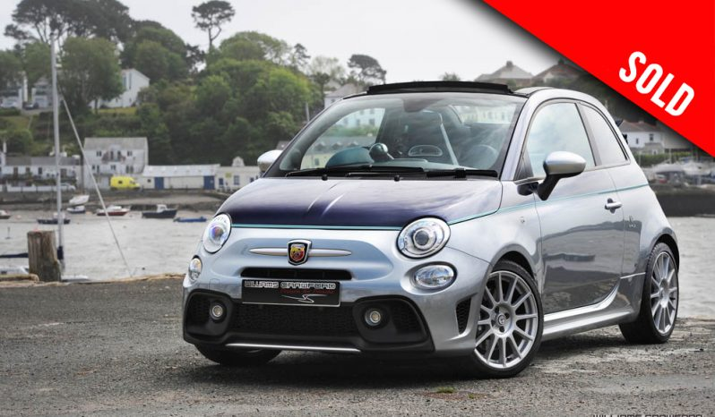 2018 Abarth 695 Rivale convertible auto sold by Williams Crawford