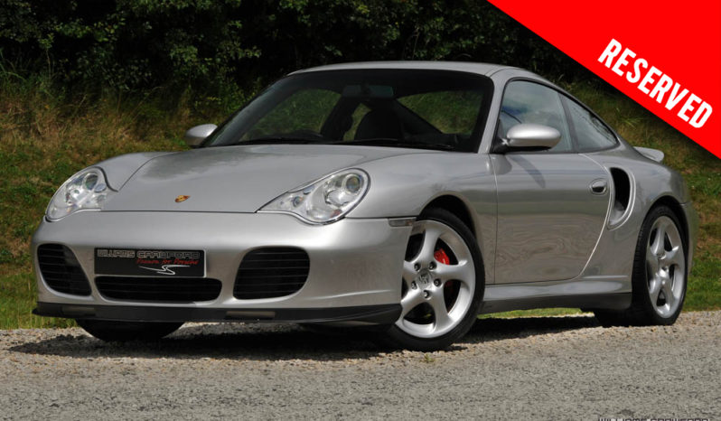 RESERVED – Porsche 996 Turbo manual coupe 2001