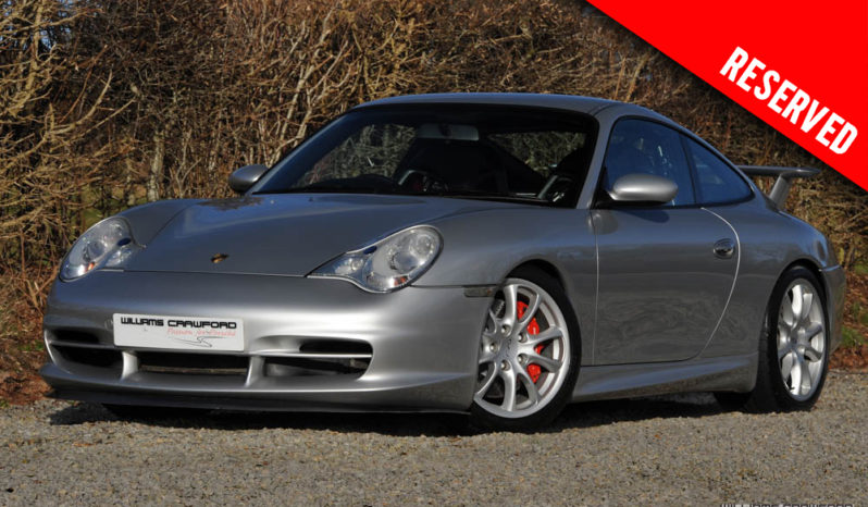 RESERVED – Porsche 996 Gen II GT3 RHD (UK C16) 2004 model year
