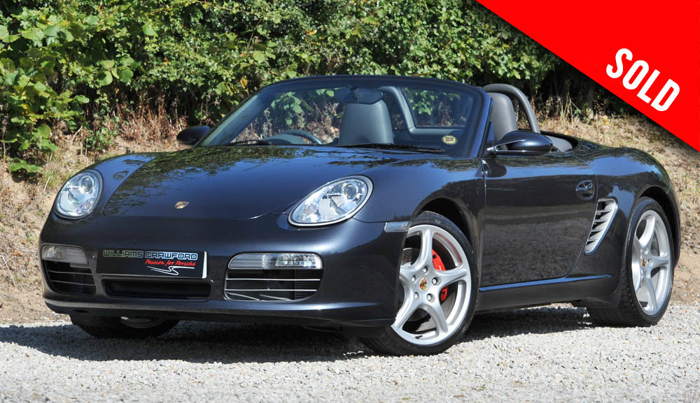 Porsche Boxster S 987 Manual 2006 For Sale At Williams Crawford