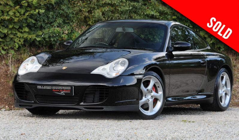 2002 Porsche 996 Carrera 4 S manual coupe sold by Williams Crawford