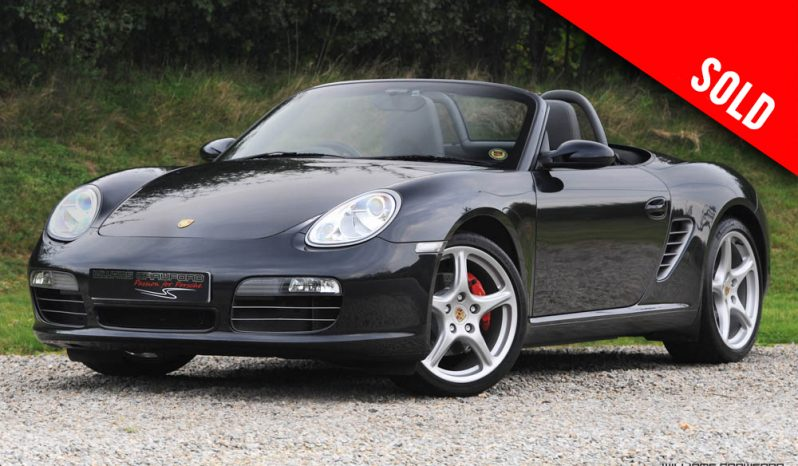 2005 Porsche 987 Boxster S Tiptronic S sold by Williams Crawford