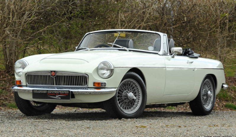 MGC Roadster (modified & restored) 1968