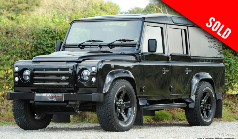 2015 Tuned Land Rover Defender 110 XS TD Utility Station Wagon sold by Williams Crawford