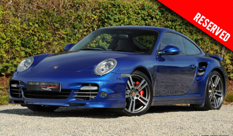 RESERVED – Porsche 997 (Gen II) Turbo PDK coupe 2010 model year