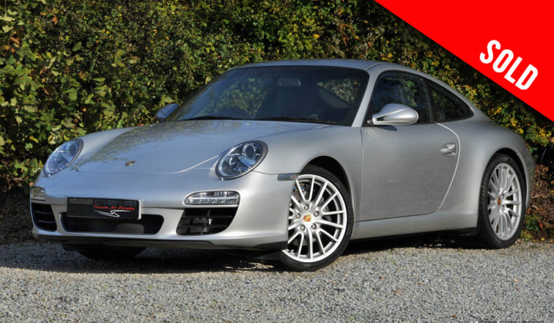 2009 Porsche 997 Gen II Carrera 2 manual coupe sold by Williams Crawford