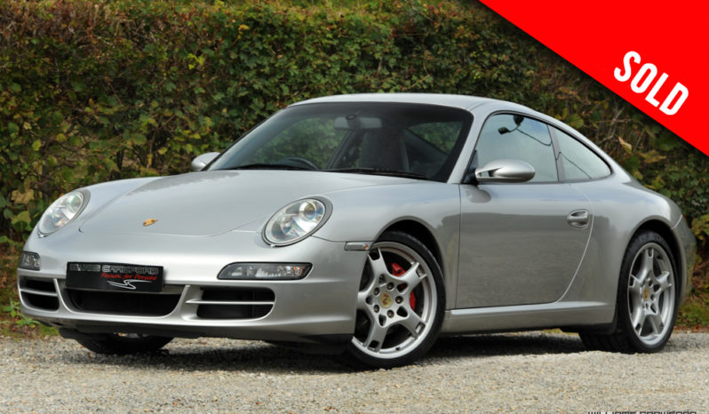 2005 model year Porsche 997 Carrera 2 S Tiptronic S coupe sold by Williams Crawford