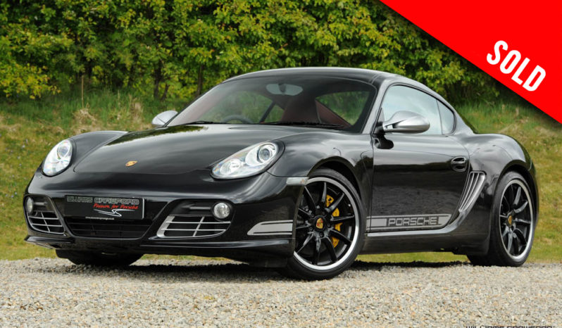 2012 Porsche 987 (Gen II) Cayman R PDK with PCCB sold by Williams Crawford