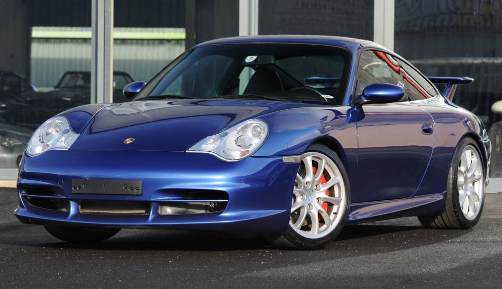 2004 Porsche 996 Gen I GT3 LHD for sale