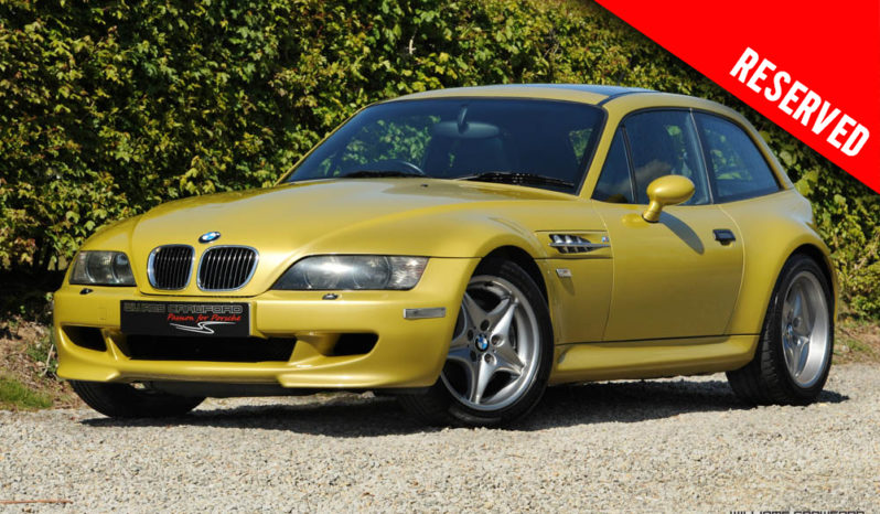 RESERVED – BMW Z3M Coupe (S54) 2001