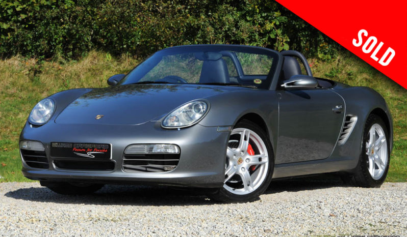 2006 Porsche 987 Boxster S sold by Williams Crawford