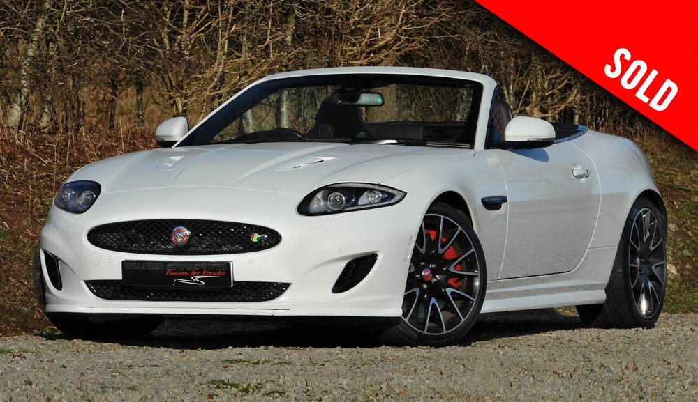 Jaguar XK Dynamic R convertible auto sold by Williams Crawford