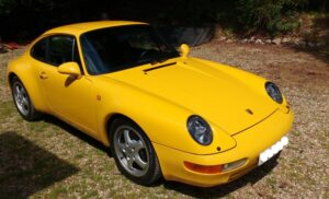 Porsche 933 manual coupe
